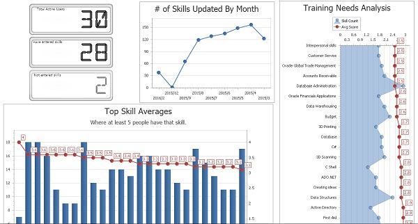 Skills Tracking Software